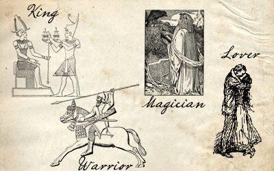 De 4 Archetypen voor Gezonde Masculiniteit